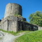 Burg Windeck Siegsteig Etappe 8 Teil 1