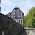 Ehemaliges Waldkrankenhaus Rosbach Siegsteig Etappe 8 Teil 1