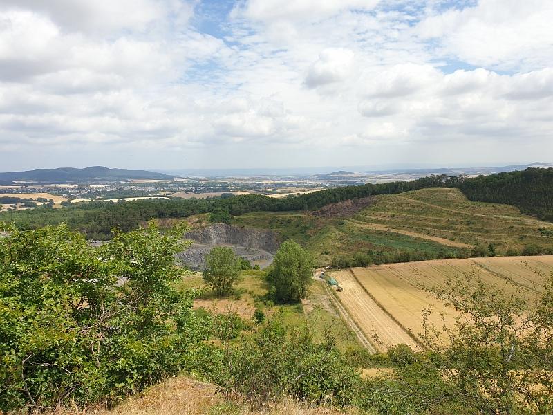 Blick vom Ettringer Bellberg